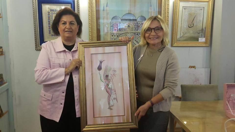 Kadın, Meme Kanseri ve Sanatın İyileştirici Gücü