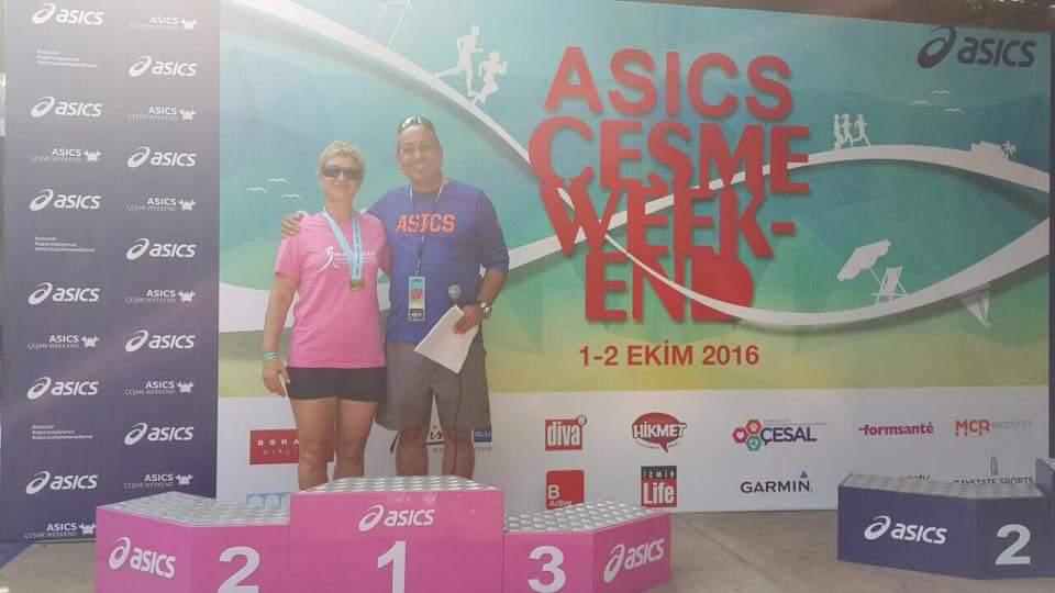 Asics Çeşme Weekend Yüzme Yarışları