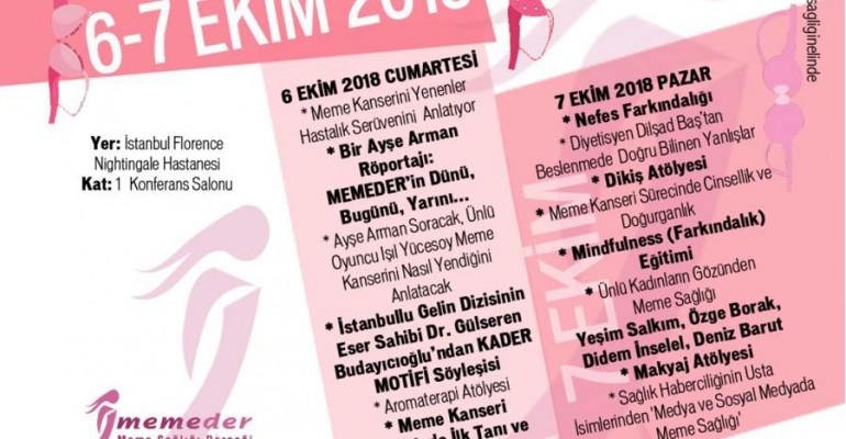 Memeder Pembe Festival 2018